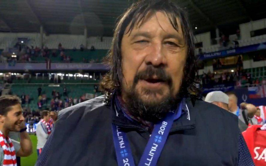 El Mono Burgos dijo que votaría a Vidal y fue criticado por sus argumentos machistas