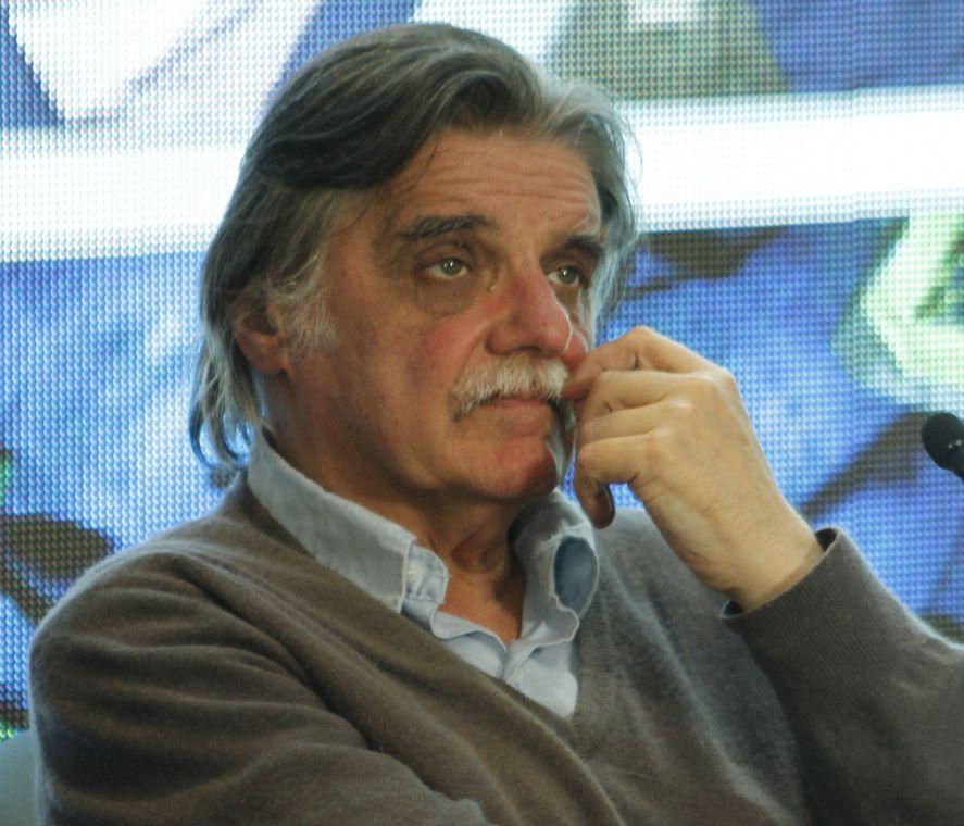 El sociólogo Horacio González fue director de la Biblioteca Nacional.