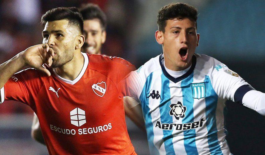 Los dueños de Avellaneda: Racing e Independiente en un momento soñado.