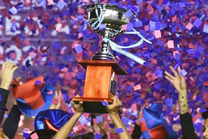 San Lorenzo es uno de los únicos cuatro clubes que saben lo que es ser campeón en el fútbol femenino de AFA.