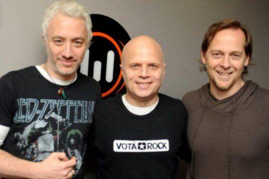 Los tres le dijeron basta a Radio Metro