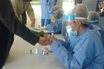 El gobierno bonaerense realizará un estudio de seroprevalencia de COVID