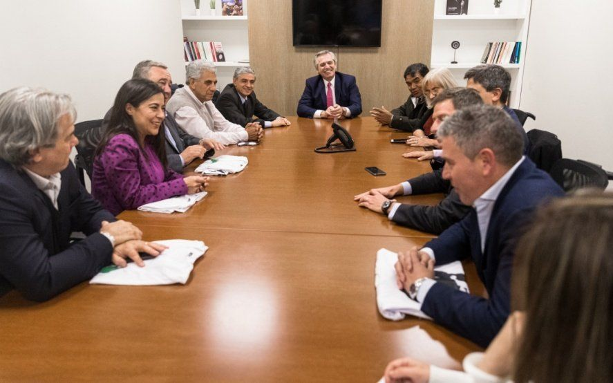 Fernández sumó al Frente De Todos unos veinte diputados de Argentina Federal