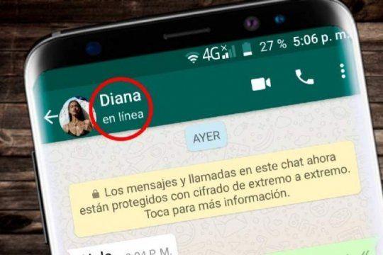 sin paz: whatsapp permitira notificar a alguno de tus contactos cuando estas en linea