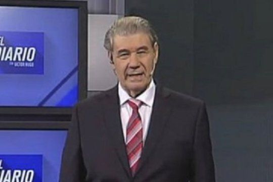 Víctor Hugo Morales podría ser dado de alta esta semana.