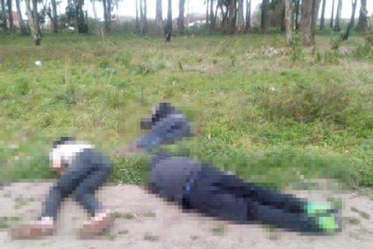 monte grande: conmociona triple crimen de jovenes que lo vinculan a venganza de narcos