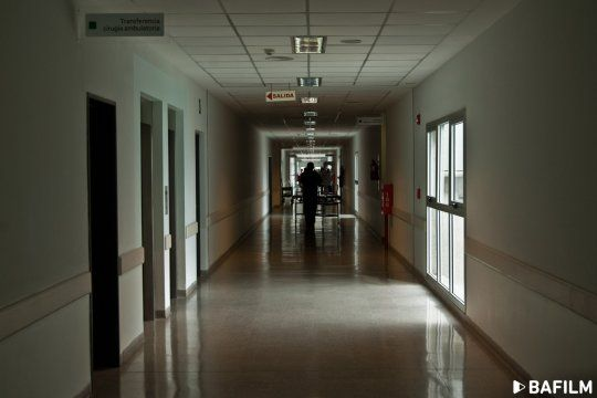 clinicas y hospitales: el sistema de salud tiene un limite