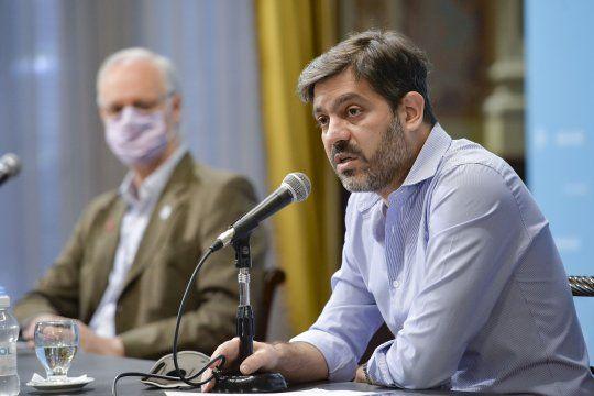 Todos los municipios bonaerenses están en la etapa de distanciamiento social, según indicó el jefe de Gabinete Carlos Bianco.