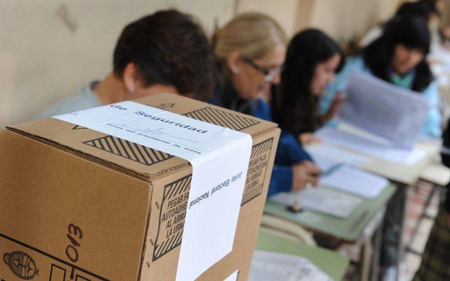 Por la pandemia de coronavirus, el Gobierno propone posponer las elecciones legislativas