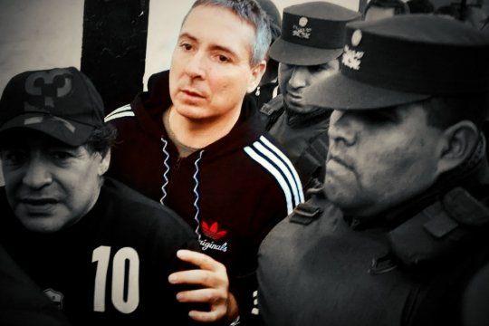 Víctor Stínfale, el hombre intocable detrás de Diego Maradona. Su peso propio lo puso cara a cara con el mismísimo Alberto Fernández.