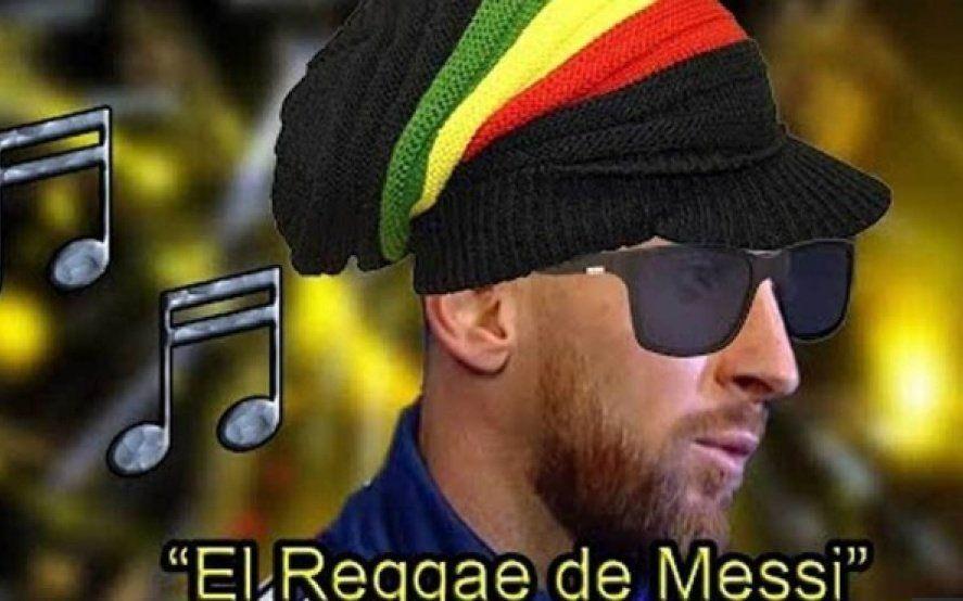 El reggae de Messi: la desopilante canción hecha con las críticas a Conmebol