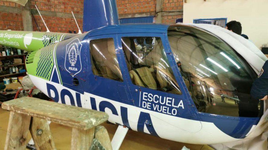 Quién es el dueño del helicóptero encontrado en Paraguay