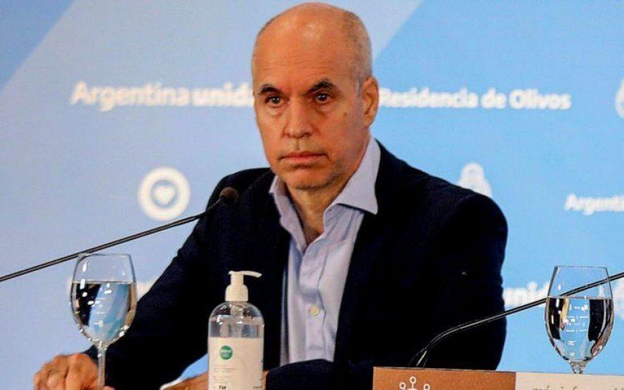 La madre de Horacio Rodríguez Larreta está internada con COVID-19