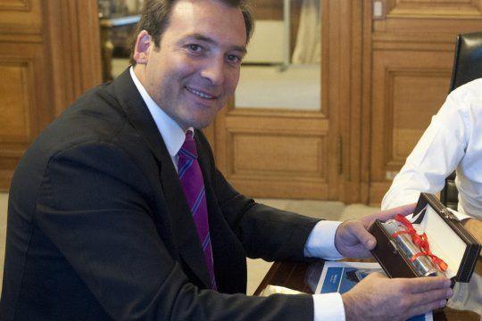 Martín Soria es el nuevo ministro de Justicia de la Nación