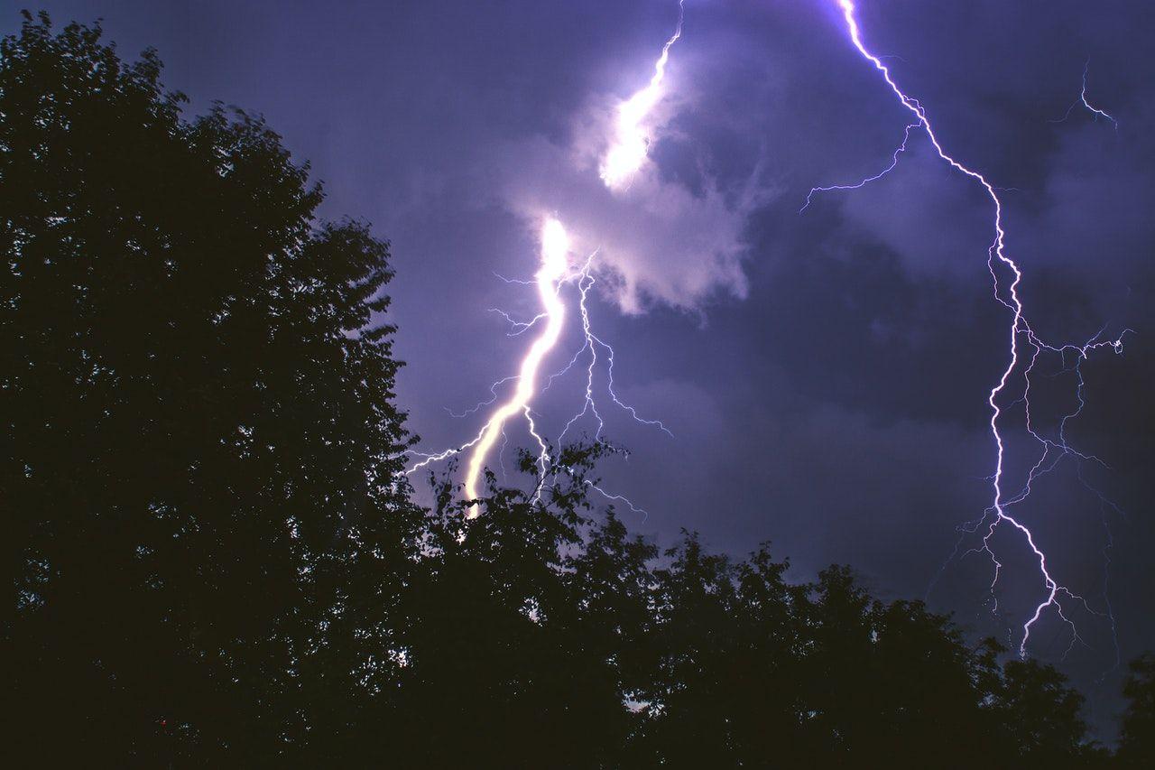 Las tormentas de agosto y septiembre se relacionan a Santa Rosa de Lima