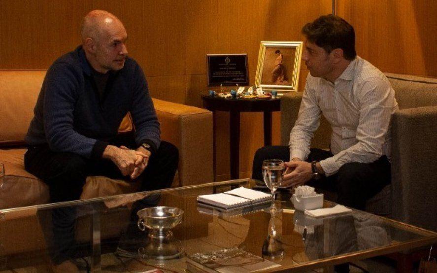 Kicillof y Rodríguez Larreta cruzaron datos y ahora decide Alberto Fernández