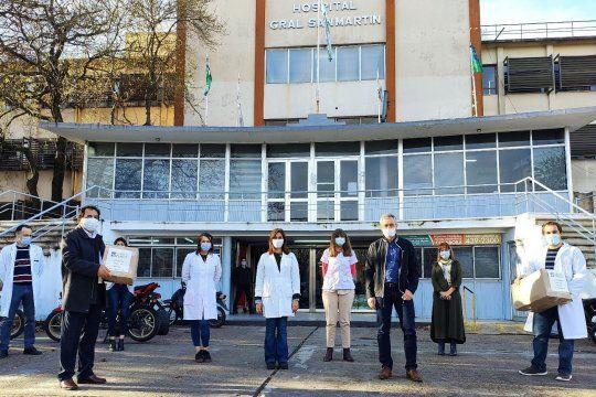 Médicos y profesionales de la Salud convocan a un paro este miércoles 25
