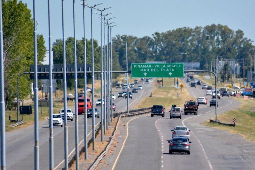 AUBASA reportó que hubo tránsito intenso