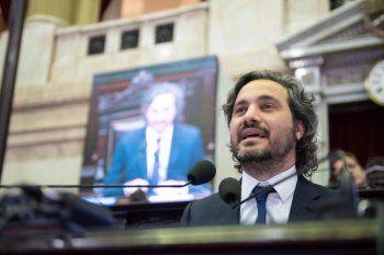 El jefe de Gabinete, Santiago Cafiera, respondrá 760 preguntas