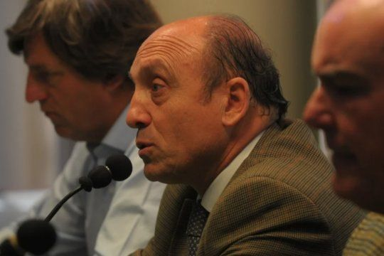 El titular de CARBAP, Horacio Salaverri, cuestionó al Presidente.