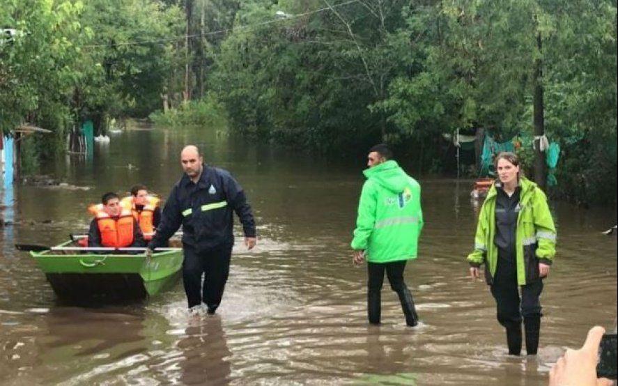Exigen a Garro, Secco y Nedela acciones conjuntas para prevenir inundaciones