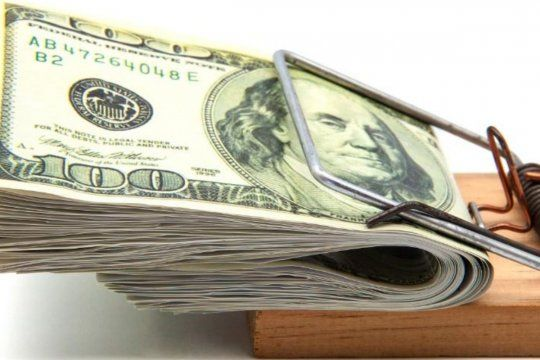 El dólar no se detiene