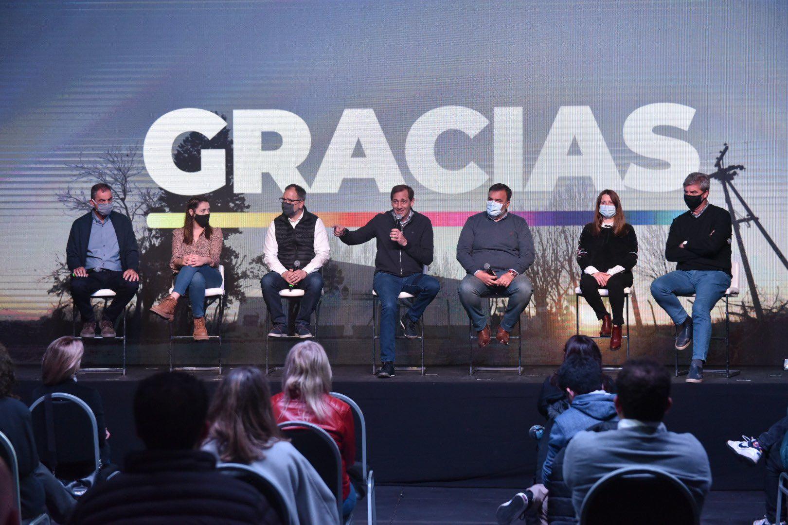 Elecciones PASO: Julio Garro celebró el triunfo de Juntos