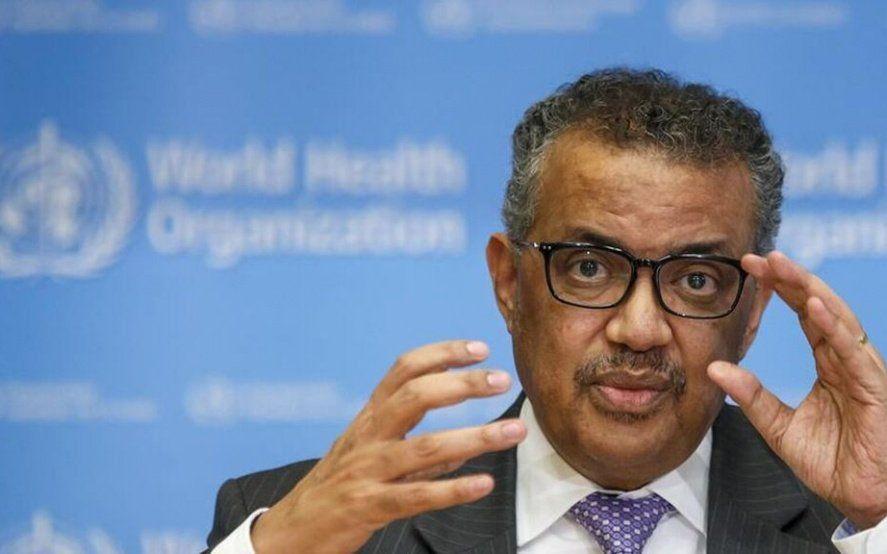 """La OMS alertó que la pandemia no está ni siquiera cerca de terminar"""""""