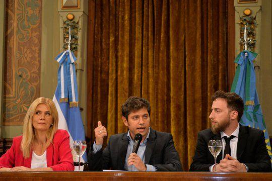 reuniones a contrarreloj entre el gobierno y la oposicion para destrabar el endeudamiento