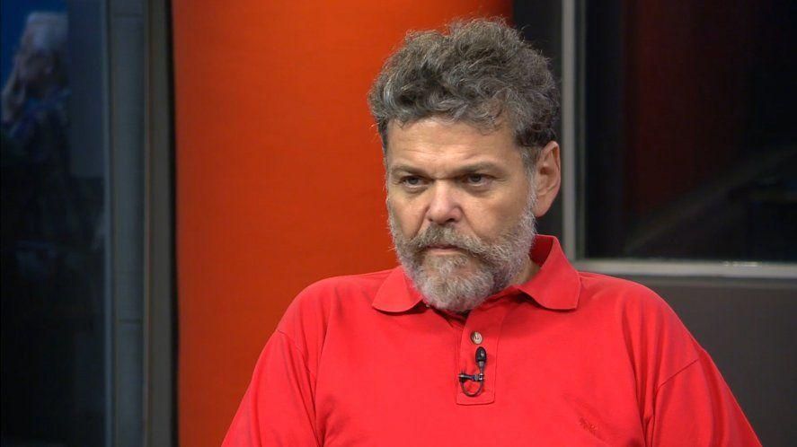 Alfredo Casero propuso que los que cobren planes no voten