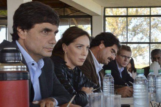 vidal reunio a sus ministros por primera vez en el ano, con el brote de hantavirus como prioridad