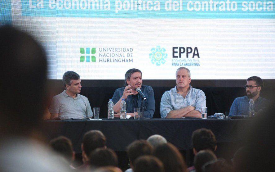 """Máximo Kirchner: """"Tenemos que recuperar un modelo de gobierno que ponga en valor el esfuerzo de la gente"""""""