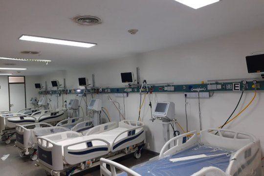 La Plata: el Hospital San Martín sumó 8 camas