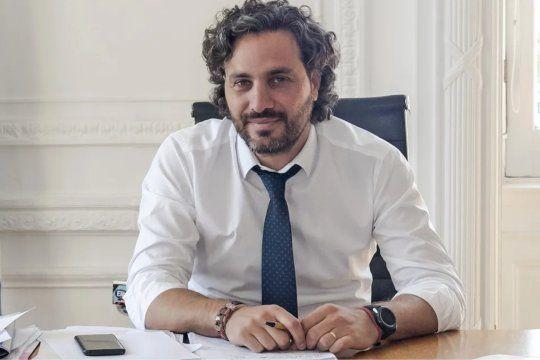 Cafiero envió un mensaje a los ministros del gobierno de Alberto Fernández