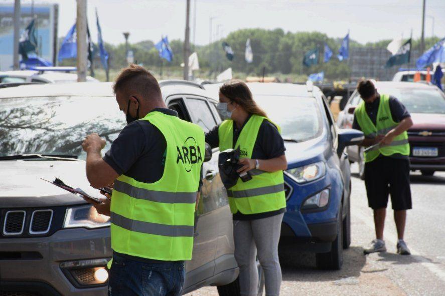La Agencia de Recaudación de la provincia de Buenos Aires (ARBA) comenzó las tareas de fiscalización en el marco del operativo de verano 2021
