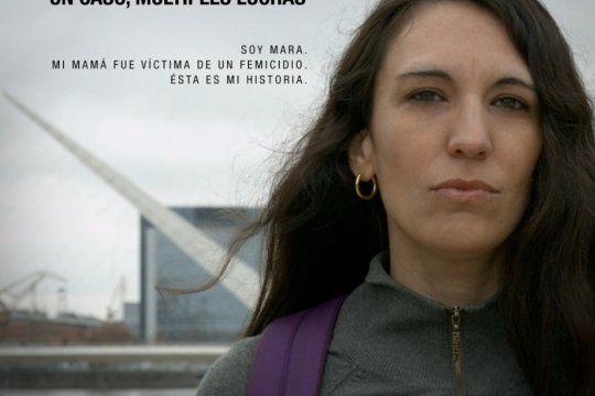 El documental, narrado en primera persona, narra el duelo como hija y víctima colateral del femicidio de su madre.