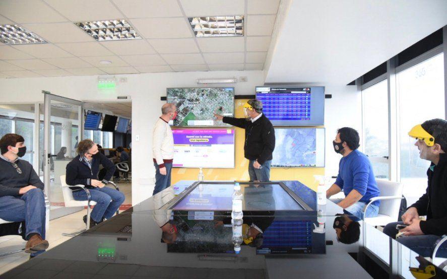 Cómo avanzan las obras del servicio eléctrico en La Plata