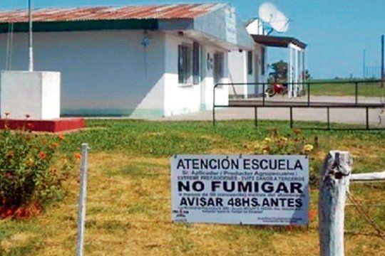 En Ayacucho aprueban una ordenanza para fumigar a 100 metros de escuelas y hogares