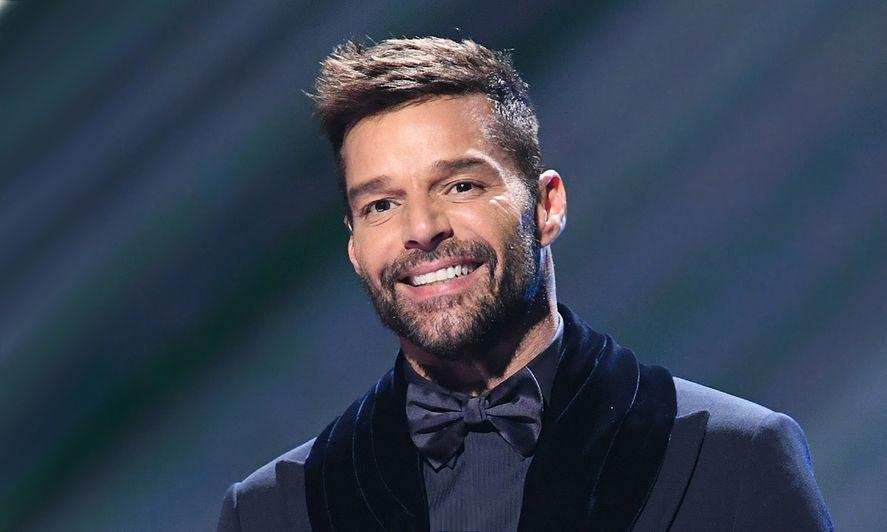 La nueva cara de Ricky Martin que se convirtió en meme