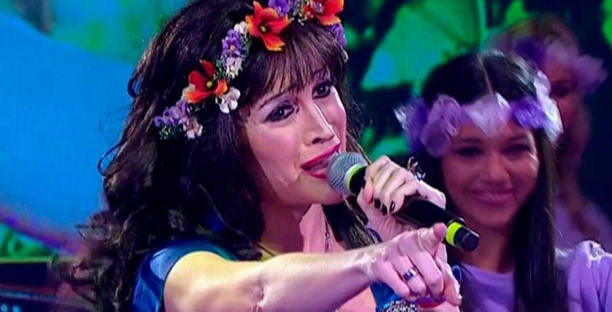 Fátima Flórez homenajeó a Gilda y la destrozaron en redes