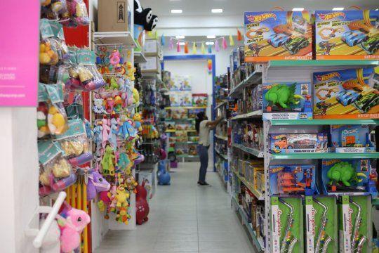 Hay descuentos en jugueterías con tarjetas de crédito de Banco Provincia