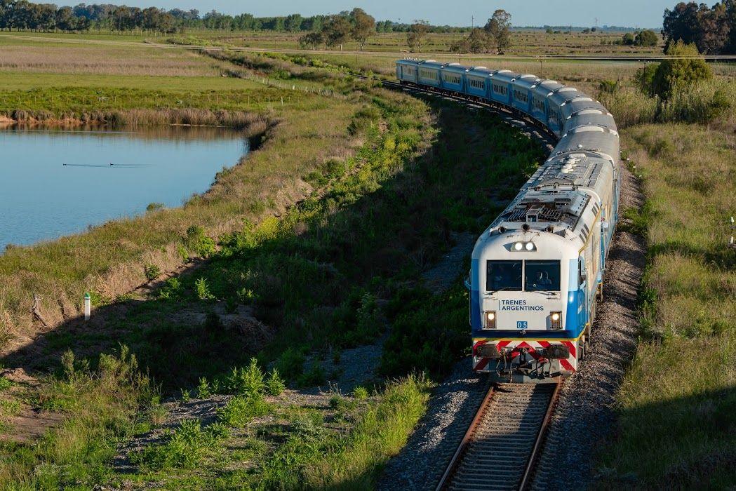 Trenes Argentinos: El tren Constitución Mar del Plata es una opción para llegar hasta Chascomús.