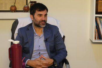 Francisco Echarren, intendente de Castelli