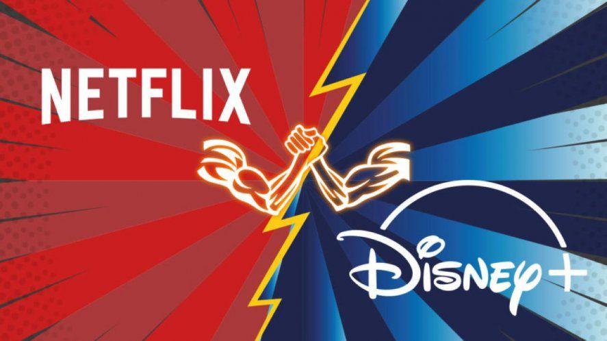 Netflix vs Disney+: ¿Cuál es mejor?
