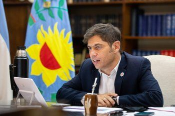 Kicillof anuncia restricciones para la Provincia