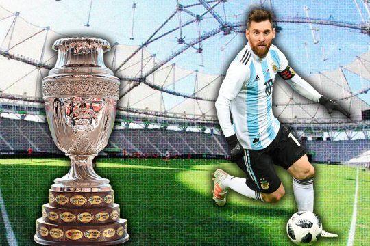 El estadio Ciudad de La Plata no verá a la Copa ni a Messi.