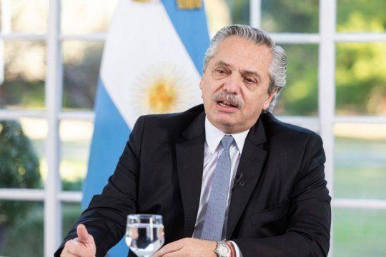 alberto fernandez presenta un programa para obras en universidades nacionales