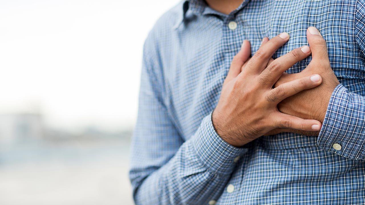 Una de cada 10 personas menores de 45 años tienen un infarto.