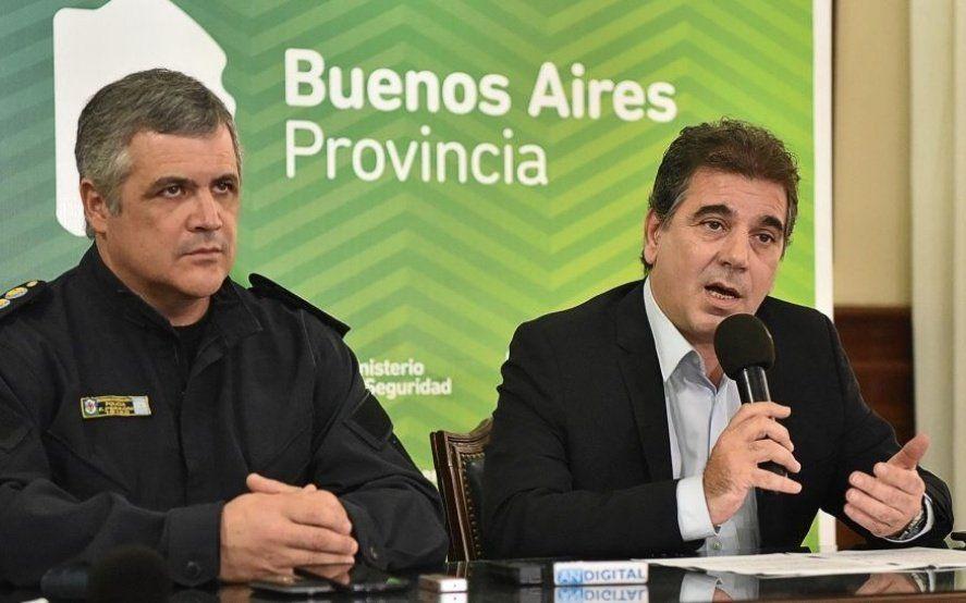 Ritondo abrió una investigación sobre la DDI de Avellaneda tras el tiroteo entre la Bonaerense y la Federal