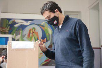 El marplatense Maximiliano Abad será el nuevo presidente de la UCR bonaerense.